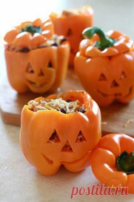 Салатницы на Хеллоуин