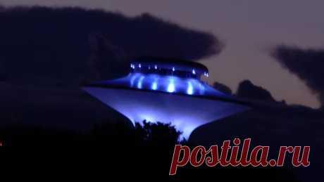 En Yakutia han quitado en el vídeo como el OVNI zambulle en el portal