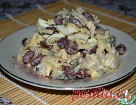 "Салат ""Шуйский"" – кулинарный рецепт"
