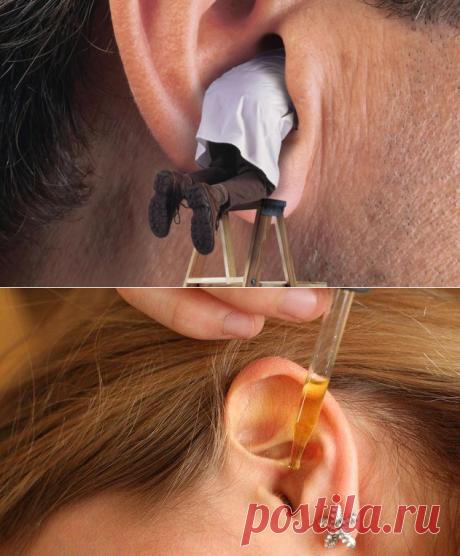 Пару капель простого домашнего средства значительно улучшат слух