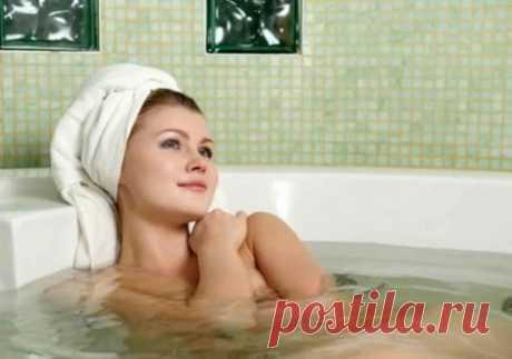 Скипидарные ванны Залманова в домашних условиях