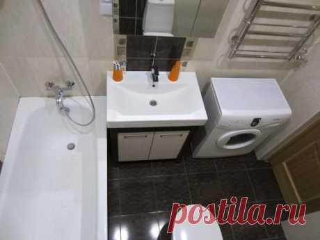 Ванная комната 3 кв.м - выбираем отделку и способ освещение | INVANNA | Яндекс Дзен