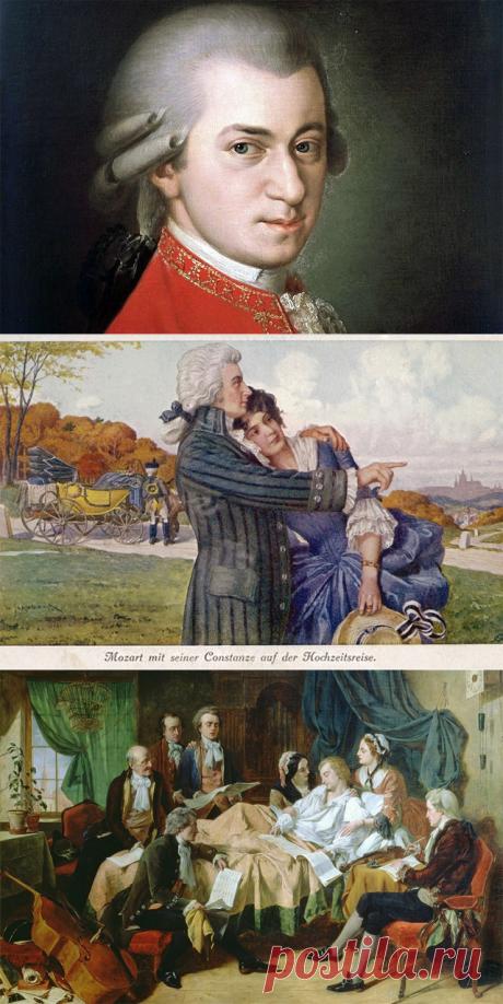 «Божественный Амадей». Моцарт мог стать русским придворным | Персона | Культура | Аргументы и Факты