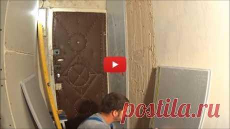 Утепление стен квартиры изнутри. Практические советы (видеоурок) #утеплениестенизнутри #утеплениеквартиры