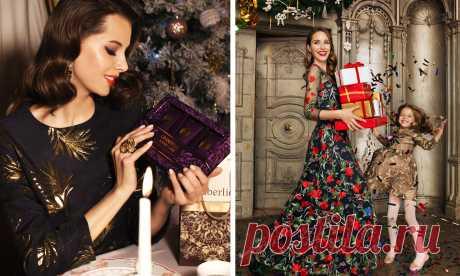 Успеваем купить подарки! Платье именитого  дизайнера!