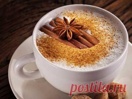 5 специй, которые уменьшат вред от кофе – теперь это полезный напиток!
