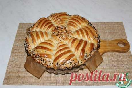 Нежный и воздушный пирог с сыром Кулинарный рецепт