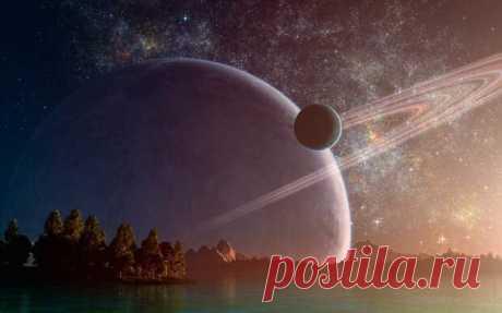 Как будет выглядеть ночное небо с Земли через 2 млрд лет - НОВОСТИ,СОБЫТИЯ,ЛЮДИ,ФАКТЫ - медиаплатформа МирТесен Нет, Сатурн к нам, конечно, не прилетит - это изображение неизвестного космоса из фантазии художника Ничто не вечно в нашем мире и ночное небо - не исключение. К нам навстречу с бешеной скоростью летит галактика Андромеды. Через 2 млрд лет в ночном небе она будет светить ярче нашей луны, а через 4