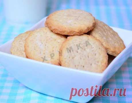 Диетическое галетное печенье рецепт с фото пошагово - 1000.menu