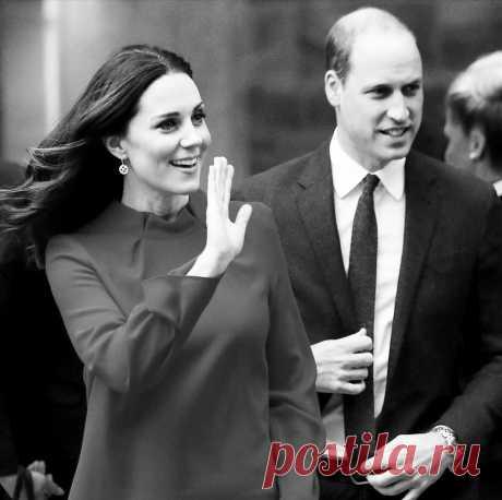 Очаровательная Принцесса Шарлотта растет копией отца