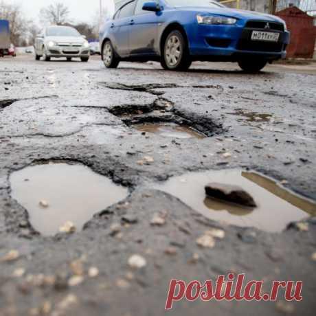 Судебная практика: как доказать, что причина ДТП — яма на дороге?