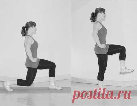 Физические упражнения для похудения — Dietoflife.ru