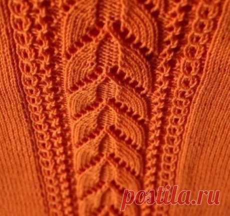 Interesting patterns on spokes