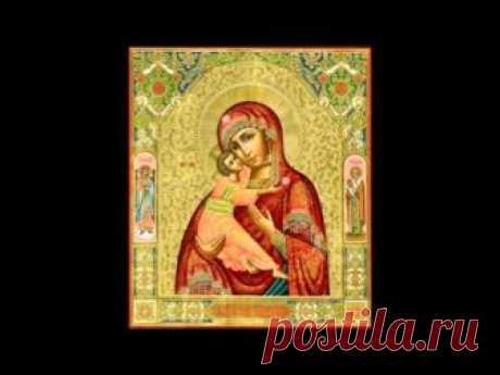 Молитва Матери за чад своих - сильная материнская молитва за детей
