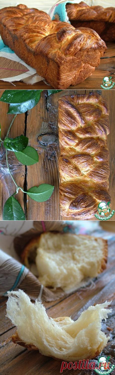 Азиатский слоеный хлеб – кулинарный рецепт