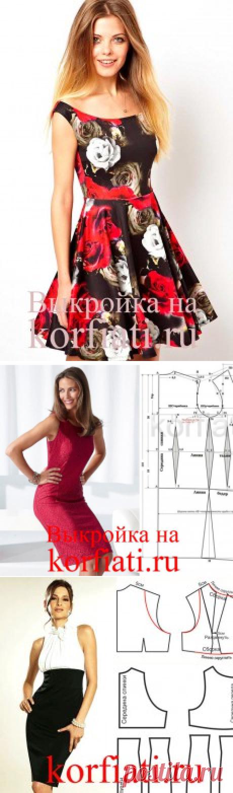 Крой и шитье с Анастасией Корфиати