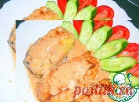 Голубцы куркульские - кулинарный рецепт