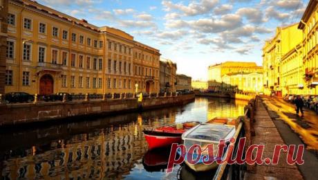Мойка - грязная речушка средь дворцов. 6 исторических фактов | питер мой | Яндекс Дзен