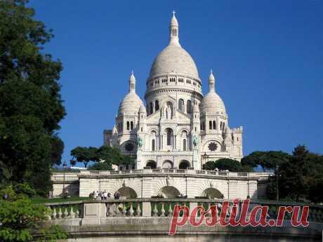 Cамые красивые и необычные соборы и церкви Франции