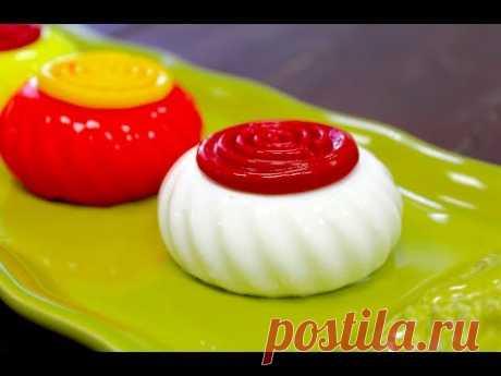 Medovik Mussovoe el Pastel \/ Honey Mousse Cake