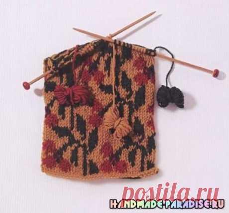 115 схем и узоров вязания (японский журнал)