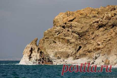 Мертвое море | ФОТО НОВОСТИ