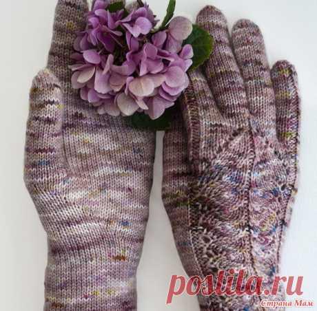 . Анатомия перчаток. Видео-МК. Часть 2 - Вязание - Страна Мам
