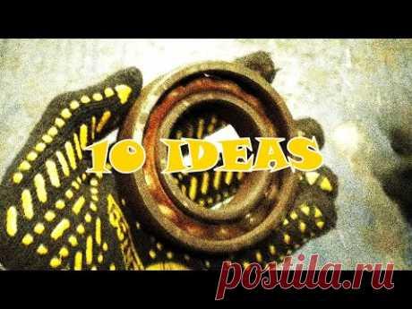 10 BEST IDEAS IN A YEAR