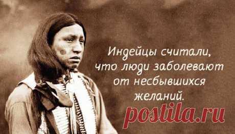 Мудрость индейского народа — Лаванда