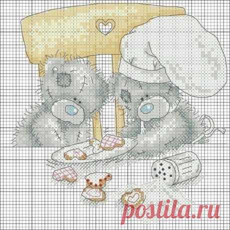 Очаровательные мишки Тедди