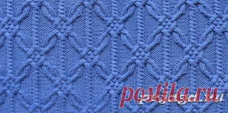Вязаные пледы для домашнего уюта. Подборка узоров для вязания спицами (15 схем)   Факультет рукоделия   Яндекс Дзен