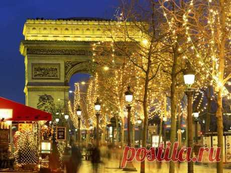 Топ-10. Развлекаемся в Париже бесплатно » Красота Жизни