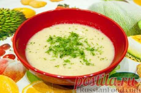 Как вкусно приготовить крем-суп