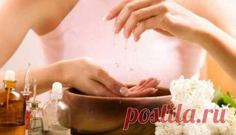 Восстановите молодость и свежесть ваших рук простыми способами!Эффект увидите с первого раза! - Стильные советы