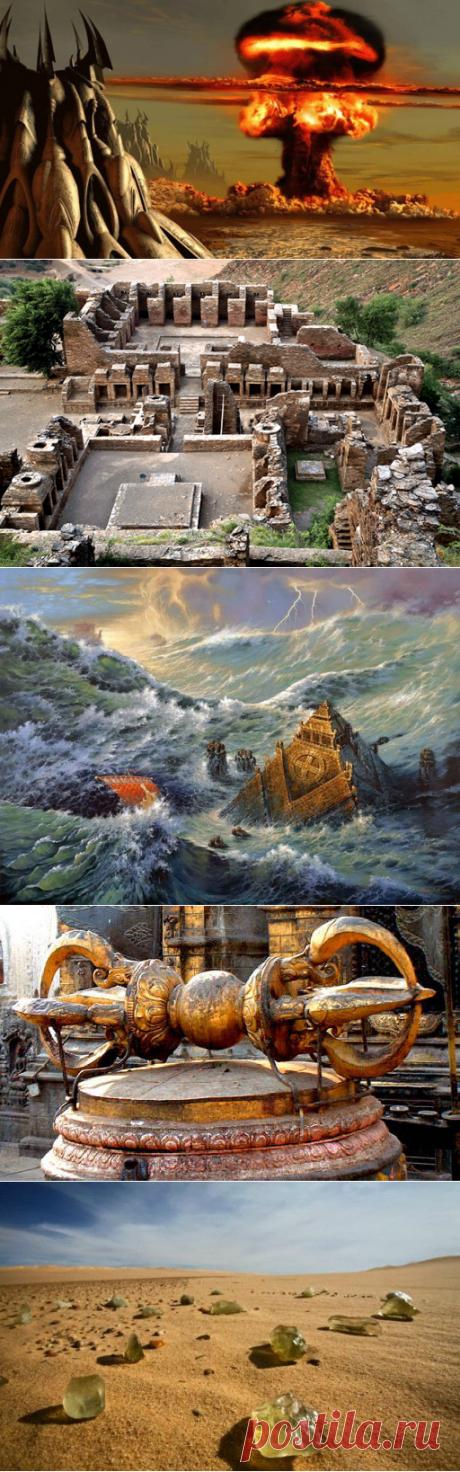 Легенда о ядерной войне между Атлантидой и Гипербореей в древности | LEGENDARY | Яндекс Дзен