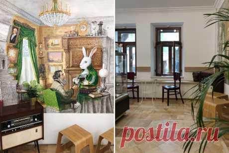 Нашла в Москве необычное кафе — в старинном особняке при библиотеке (о нем мало кто знает) | Это не загуглишь | Яндекс Дзен