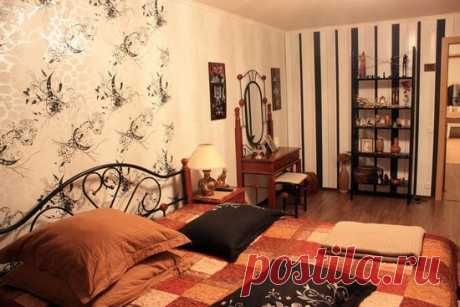 Какой выбрать цвет стен в спальне, яркий или пастельный? Фото примеры красивых цветовых решений для спальни, советы по сочетанию оттенков и выбору их по феншую