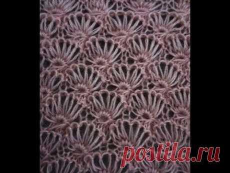 Цветочный сад - Вязание Modelleri