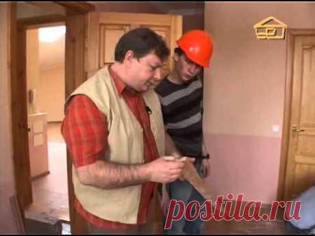 35.  Причины трещин на стенах дома - Строить не перестроить