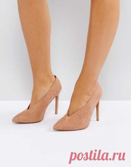 ASOS | Туфли на высоком каблуке ASOS PRIORITY