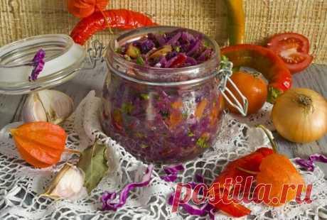 Овощная солянка на зиму. 3 необычных рецепта — Бабушкины секреты