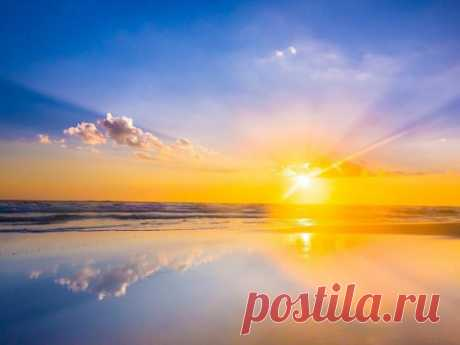 4приметы счастливого дня: как сделать каждое утро добрым Приметы помогают нам делать нашу жизнь лучше иярче. Самое важное вкаждом новом дне— его начало. Мырасскажем вам оприметах, которые помогут сделать любое утро действительно добрым ипозитивным.