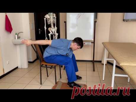 Как наклоняться чтобы не болела спина. Упражнения при поясничном остеохондрозе