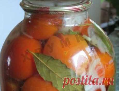 Tinned marinated tomatoes with garlic for the winter and 15 similar recipes: step-by-step photos, caloric content, responses