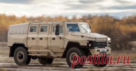 «Буран» – новый российский бронеавтомобиль (на базе «газона») Нижегородская компания Rida Holding представила новый бронеавтомобиль «Буран»