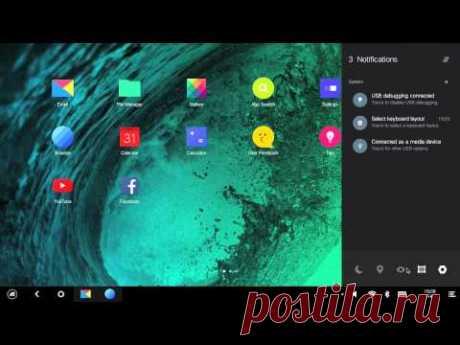 Remix OS — андроид система для ПК. Где скачать и как установить.