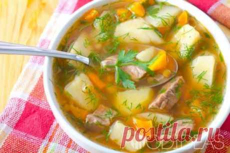 Рецепты супов - рецепт приготовления с фото