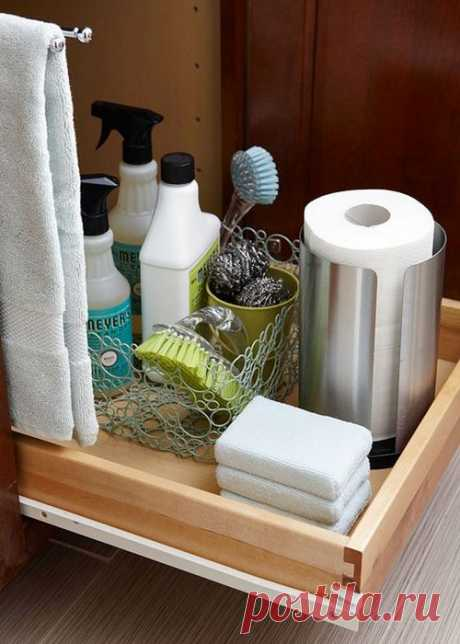 25 полезных решений для ванной, которые упорядочат в ней каждую мелочь