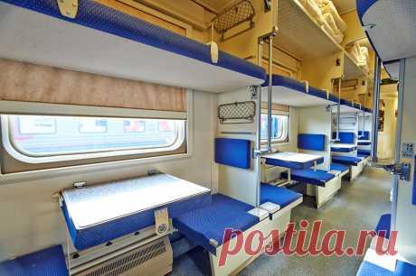 ✈ Какие вещи пригодятся в плацкартном вагоне поезда