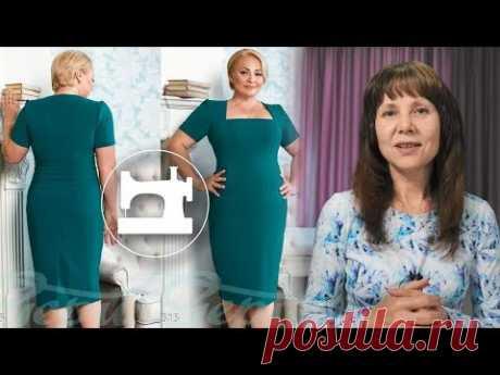 Моделируем платье из коллекции Светланы Пермяковой - YouTube